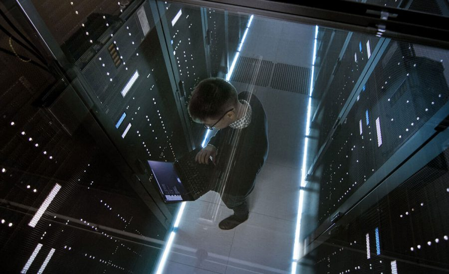 How to setup a website with optimized hosting?